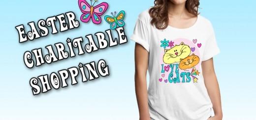Easter Charitable Shopping
