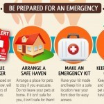 In case of an emergency, be prepared!