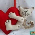 Create a St.Valentine Cat