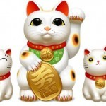 Neko Cats for Wealth, Protection and Good Fortune