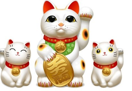 You are here: Home / Feng Shui Articles / Featured / Feng Shui Says Use Neko Cats for Wealth, Protection and Good Fortune Feng Shui Says Use Neko Cats for Wealth, Protection and Good Fortune