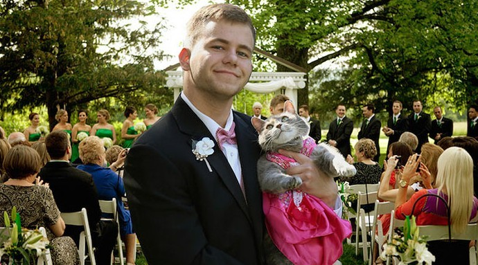 Sam finds a purrfect date for his Prom night!
